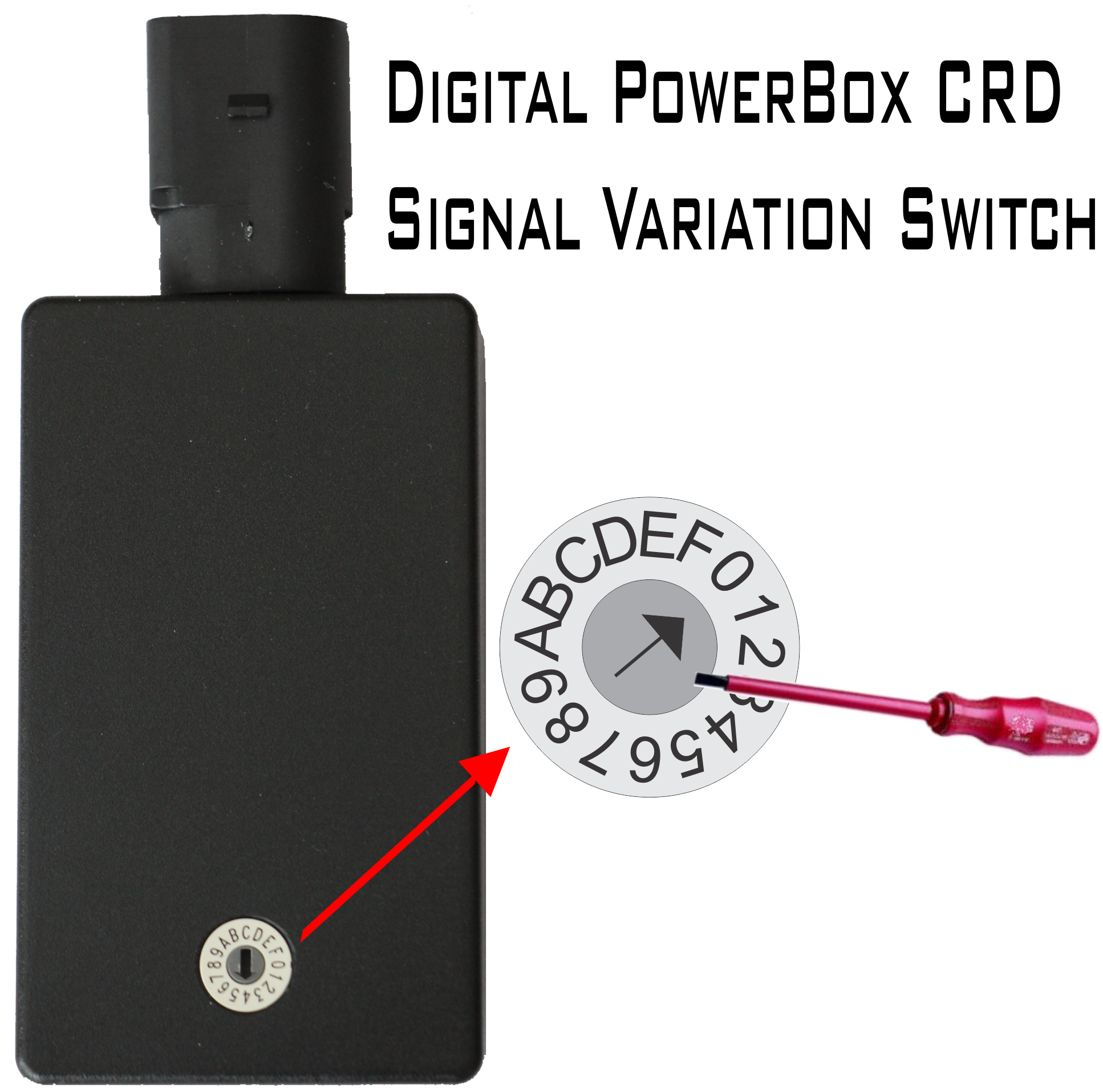 Digital PowerBox CRD Diesel Chiptuning for Mazda CX-3 1.5 SKYACTIV-D 104 HP