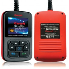 iCarsoft Multi-system Scanner & Oil Reset i910-II for BMW and Mini