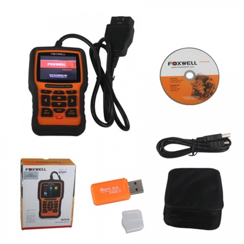 NT510 Multisystem Scanner for BMW incl  maintenance reset and coding