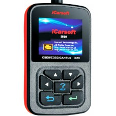 iCarsoft AUTO OBDII/EOBD Code Scanner i810  ( only for the engine )